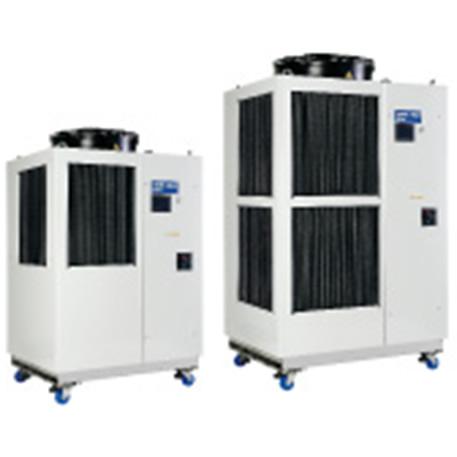 サーモチラー/レーザー用冷凍式デュアルタイプ HRL